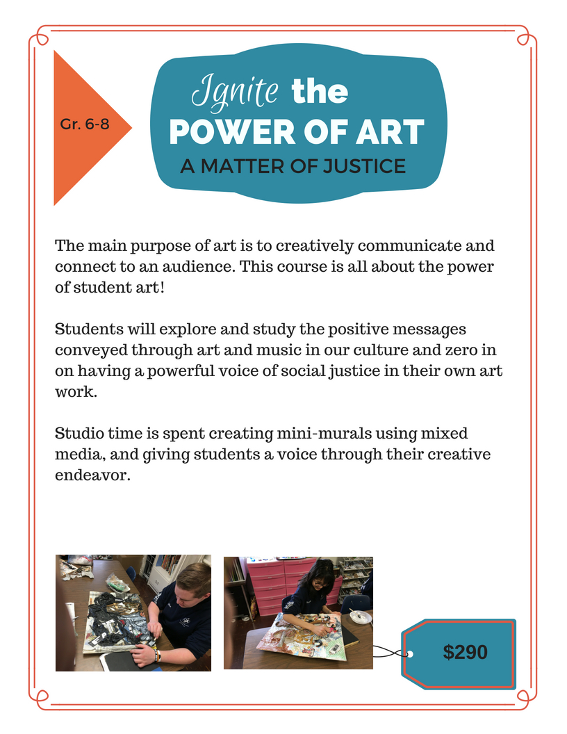 Ignite the Power of Art